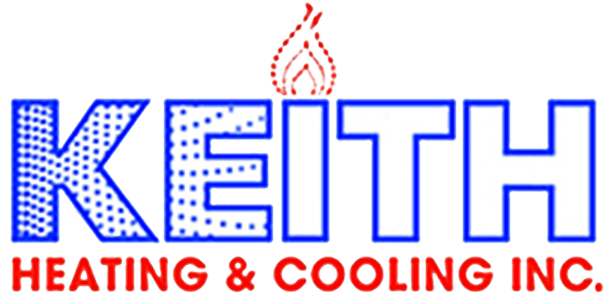 Keith Heating and Cooling logo